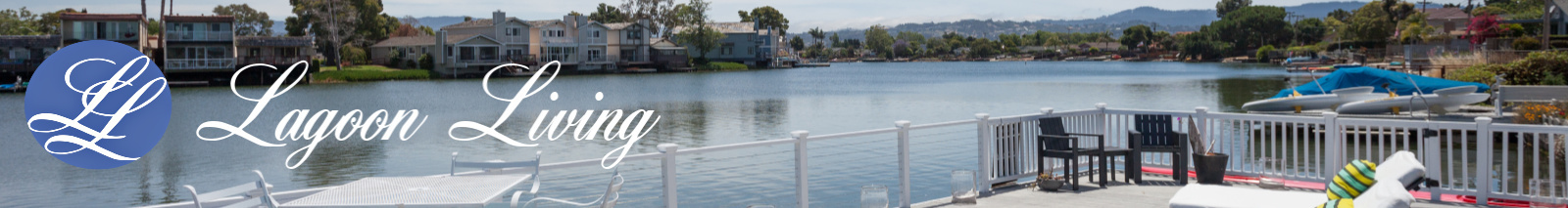 Community and Real Estate on the San Mateo Marina Lagoon